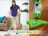 Пароочиститель H2O Mop X5 - паровая швабра - фото 3