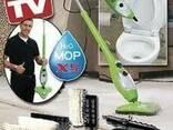 Пароочиститель H2O Mop X5 - паровая швабра - фото 5