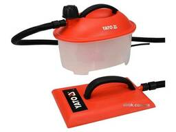 Паровий апарат для здирання шпалер мережевий YATO 2 кВт 4. 5 л 100°С