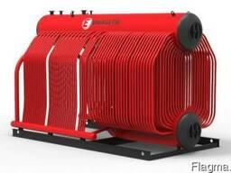 Паровой котел ДКВр-4-13 до 1,3 МПа (газ,мазут,уголь)