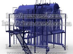 Паровой котел ДКВр-6,5-23 (газ, мазут, жидкое топливо)