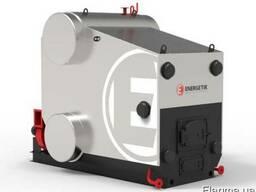 Паровой котел Е-1, 0-0, 9Р-3(Э) до 1, 4 МПа (твердое топливо)