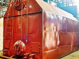 Перевод паровых котлов с газа на твердое топливо