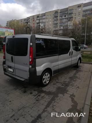 Пасажирські перевезення зі Львова по Україні та Європі
