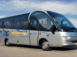 Пасажирські перевезення 8, 18, 27 місць