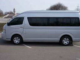 Пассажирские перевозки 11 мест, Toyota Hiace