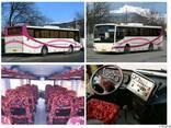 Пассажирские перевозки 8, 10, 18, 26 ,28 ,30 ,43, 53 мест - фото 5