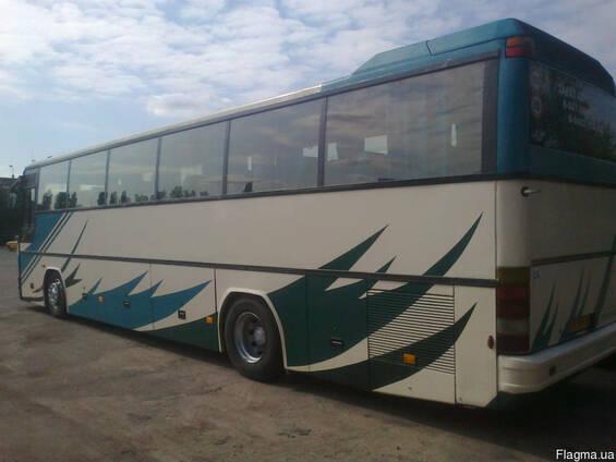 Пассажирские перевозки, Аренда автобуса