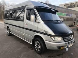 Пассажирские перевозки /Аренда автобуса или микроавтобуса