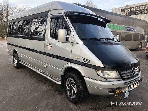 Пассажирские перевозки автобусами и микроавтобусами 8-55мест