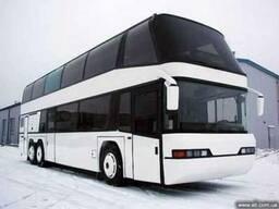 Пассажирские перевозки автобусами по Киеву Украине СНГ