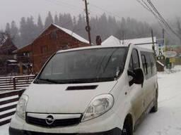 Пассажирские перевозки из Ивано-Франковска