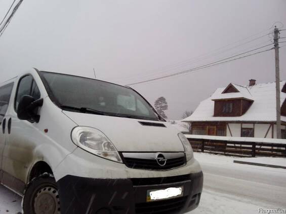 Пассажирские перевозки в Букавель