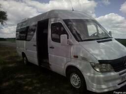 Пассажирские перевозки из Камянского и Днепра