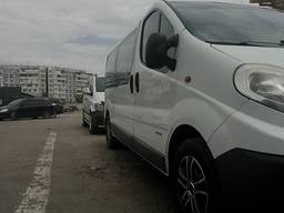Пассажирские перевозки Мелитополь - Москва