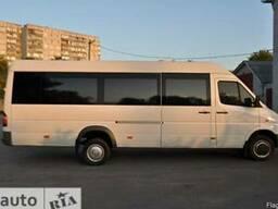Пассажирские перевозки микроавтобусом