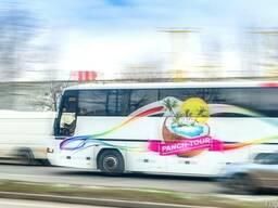 Пассажирские перевозки по Харькову, Украине и России