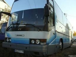 Пассажирские перевозки по Украине 57 мест