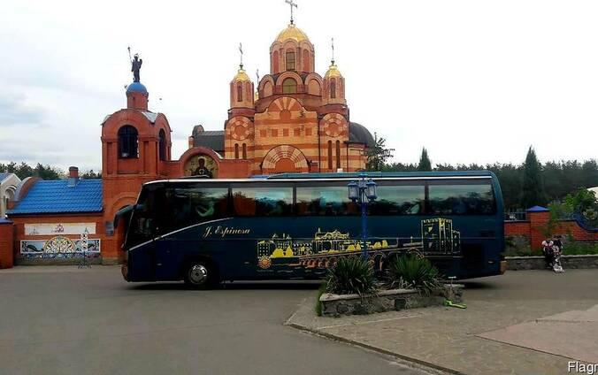 Пассажирские перевозки по Украине комфортабельными автобусам