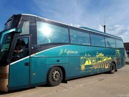 Пассажирские перевозки по Украине комфортабельными автобусам - фото 2