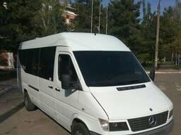 Пассажирские перевозки по Украине на комфортном микроавтобус