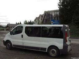 Оренда мікроавтобуса з водія у івано-франківську