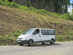 Пасажирські перевезення з Івано-Франківськ до Карпат