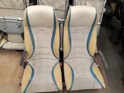 Пассажирские сиденья для автобусов, микроавтобусов. Сидения