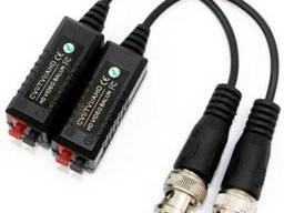 Пасивний приймач відеосигналу HD-801, 1080P - 3/4/5MP, 400 метрів, ціна за пару