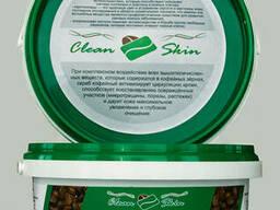 Паста для мытья рук на основе натурального кофе