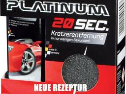 Полировочная паста для авто Platinum 20sec