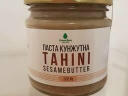 Паста кунжутная, Тахини, Тахин