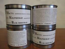 Паста Кварцевазелиновая\ смазка электроконтактная\Антикоррозийная