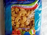 Pasta Макаронные изделия твердых сортов, макароны дурум - фото 1