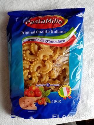 Pasta Макаронные изделия твердых сортов, макароны дурум