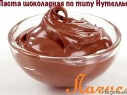 Паста шоколадная по типу Нутелла