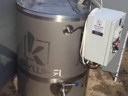 Пастеризатор молока (100-1000 лiтрiв)