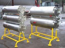Пастеризатор молока трубчатый ПТ-5М, ПТ-10М