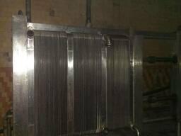 Пастеризаторно-охладительная установка