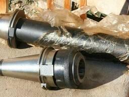 Патрон цанговый ф40 mm. 6151-7034