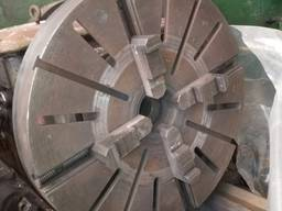 Патрон токарный четырехкулачковый диаметр 800мм, 600мм, 700м