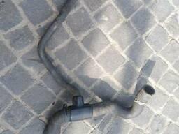 Патрубок радиатора 1. 2 1. 4 Opel Corsa D 13191210