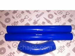 Патрубок радиатора МАЗ 500 3шт. силикон 500-1303010/25