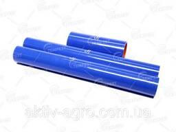 Патрубок радиатора Супер МАЗ (компл. 3 шт. силикон)