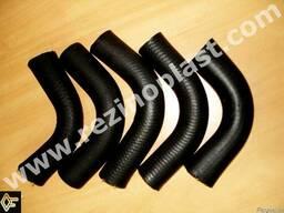Патрубки резиновые системы охлаждения двигателя - РТИ