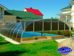 Павильоны для бассейнов хаммам под ключ