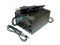 Паяльная станция Bakku BK-701B цифровая индикация, фен, паяльник (335*280*200) 4, 29 кг