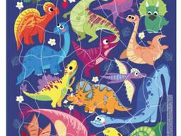 "Пазл DoDo Toys в рамке ""Динозавры"" (R300181)"