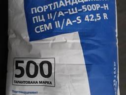 Цемент ПЦІІ/АШ-500
