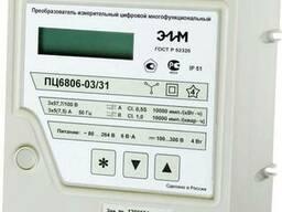 ПЦ6806-03 - Преобразователь измерительный цифровой